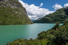 Zurück am See (sMäc) Tags: wandern zervreilasee hiking valsertal berge zervreilahorn mountains zervreila vals alpen