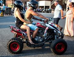 Poole Bike Night-Quad (Caught On Digital) Tags: bikemeet bikers choppers custom dorset motorbikes motorcycles poole quad