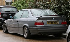 M439 WCM (Nivek.Old.Gold) Tags: 1994 bmw 316i coupe