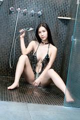 DSC_6177 (錢龍) Tags: 貝兒 中華民國 台灣 台中 沐蘭 汽車旅館 性感 巨乳 美胸 美乳 外拍 旅拍 長髮 內衣 內褲 胸罩 美麗 belle nikon d850 hotel sexy underwear