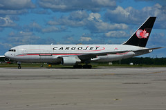 C-FGAJ (CargoJet) (Steelhead 2010) Tags: cargojet boeing b767 yhm creg cfgaj b767200f b767200er