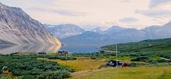 Greenland (Klummen) Tags: nature remote nuuk restaurant scenery greenland view