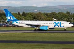 F-GSEU / XL Airways France / Airbus A330-243 (Charles Cunliffe) Tags: canon7dmkii aviation manchesterairport egcc man xlairwaysfrance xlf se airbusa330 a330200 fgseu