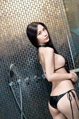 DSC_6181 (錢龍) Tags: 貝兒 中華民國 台灣 台中 沐蘭 汽車旅館 性感 巨乳 美胸 美乳 外拍 旅拍 長髮 內衣 內褲 胸罩 美麗 belle nikon d850 hotel sexy underwear