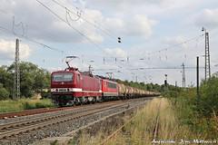 143 936-3 (243 936-2) EBS Einbeck-Salzderhelden 16.08.2019 (Jens Mittwoch) Tags: lauge kalilauge laugenzug ebs erfurter bahn service gmbh