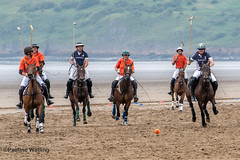 Beach Polo, Brean Sands 4 (stagenutuk) Tags: polo beachpolo brean breansands horse horses game games chukka chukkas chukker chukkers somerset beach nikon70200f28 nikond500