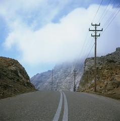 crossing Icaria (Vinzent M) Tags: brillant heliar 75 zniv voigtländer kodak portra greece ελλάσ ikaria icaria ικαρία