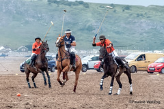Beach Polo, Brean Sands 9 (stagenutuk) Tags: polo beachpolo brean breansands horse horses game games chukka chukkas chukker chukkers somerset beach nikon70200f28 nikond500