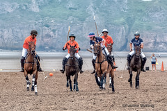 Beach Polo, Brean Sands 3 (stagenutuk) Tags: polo beachpolo brean breansands horse horses game games chukka chukkas chukker chukkers somerset beach nikon70200f28 nikond500
