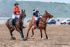 Beach Polo, Brean Sands 10 (stagenutuk) Tags: polo beachpolo brean breansands horse horses game games chukka chukkas chukker chukkers somerset beach nikon70200f28 nikond500