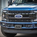 Blue Super Duty