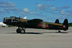 C-GVRA (CWHM - KB726) (Steelhead 2010) Tags: cwhm canadianwarplaneheritagemuseum yhm creg cgvra kb726 avro lancaster
