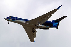 VP-BBF   Gulfstream G650 [6110] (Silk Way Business Aviation) Home~G 07/02/2017 (raybarber2) Tags: 6110 approach bermudancivil bizjet cn6110 egll filed flickr planebase raybarber vpbbf