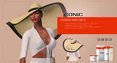 ICONIC_HAIRFAIR_GIFT_2019 (Neveah Niu /The ICONIC Owner) Tags: hairfair2019 iconic iconichair neveahniu neveah ethnic mesh meshhair blender zbrush photoshop art avatar hairstyles secondlife sl charity wigsforkids