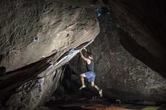 SergioGorilaz (Sinkaaa) Tags: albarracín teruel boulder escalada bosque naturaleza landscape paisaje piedra climbing photography sinkaaa luz sol noche verano summer sun night light