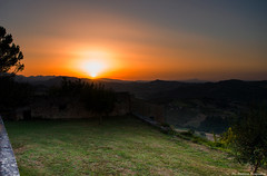Sky on fire (pasqualinistefano) Tags: montedinove marche italia italy sky sunset tramonto colline hills cielo