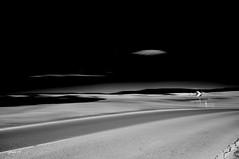 #Our Private Idaho (graceindirain) Tags: road blur blackandwhite blancoynegro biancoenero monochrome nikon privateidaho photomanipulation graceindirain fast time