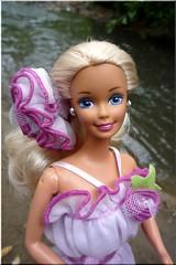 Lavender Surprise Barbie 1989 (margie198029) Tags: barbie superstar lavender lavendersurprise vintage vintagebarbie 1989