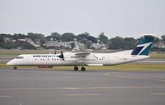 C-GENO DHC8 Q400 Westjet (corrydave) Tags: 4535 dash8 q400 dhc8 westjet cgeno boston