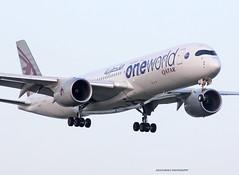 A350-900_QatarAirways_A7-ALZ-001 (Ragnarok31) Tags: airbus a350 a350xwb a350900 a350900xwb xwb qatar airways a7alz oneworld
