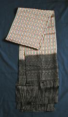 Rebozo Mexican Textiles Shawl San Luis Potosi (Teyacapan) Tags: santamariadelrio rebozos mexico textiles weavings shawls tejidos