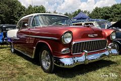 1955 Chevrolet (robtm2010) Tags: sturbridge massachusetts usa newengland eastcoast canon canon7d 7d milltown2019 carshow 1955 chevrolet chevy gm generalmotors car auto automobile motorvehicle vehicle