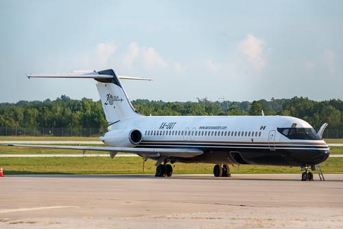 XA-UQT Aeronaves TSM McDonnell Douglas DC-9-32CF - a photo