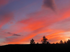 Sunset (13 August 2019) (Yellowstone, Wyoming, USA) 6 (James St. John) Tags: sunset sunsets august 2019 yellowstone wyoming