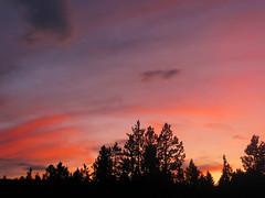 Sunset (13 August 2019) (Yellowstone, Wyoming, USA) 12 (James St. John) Tags: sunset sunsets august 2019 yellowstone wyoming