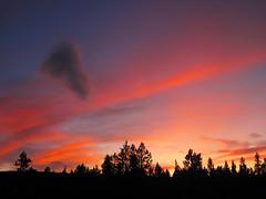 Sunset (13 August 2019) (Yellowstone, Wyoming, USA) 8 (James St. John) Tags: sunset sunsets august 2019 yellowstone wyoming