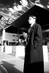 Standing Tall (Cranamanor13) Tags: streetphotography streetportraits street people portrait peoplewatching portraiture melbourne melbournestreet andrewwilson
