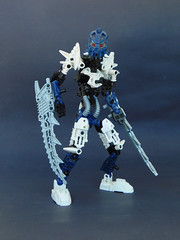 Nihotu (Infrared from BZPower) Tags: lego bionicle moc toa