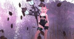 Inwek (piero.cin) Tags: secondlife girl m4 venus head pink photography light cloth clothes hair glutz