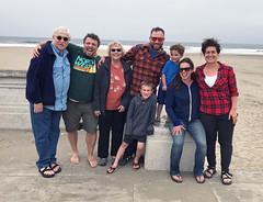 San Francisco - Ocean Beach - 2019 (tonopah06) Tags: california family friends image rick loretta iphone 2019 alex luca bryan ezra perri
