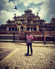 #travel #jaipur #pink #city #museum #centre #circle #street #old #place #life #enjoy #entertainment #bird #rajasthan #india #tourism #cloud #edit #photo #mobile #photography  #instaphoto #instaphotography . . . #vipulvashisth #vipul #nishvashisth #nish (Vipul Vashisth) Tags: pink vipul city entertainment enjoy tourism india life cloud jaipur instaphoto street bird place rajasthan nish edit old mobile centre photo instaphotography nishvashisth museum travel circle vipulvashisth photography