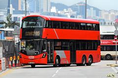 KMB Volvo B8L 12m (KMB Volvo B8L 12m (Wright Gemini Eclipse 3 Bodywork) (kenli54) Tags: kmb kowloonmotorbus kowloonbus hongkongbus hongkong v6b v6b59 wf2739 85 doubledeck doubledecker bus buses volvo volvob8l b8 b8l wright wrightbus eclipse gemini red cityred heartbeatofthecity