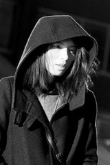 Cloaked (Cranamanor13) Tags: streetphotography street streetportraits people portrait peoplewatching portraiture melbourne melbournestreet andrewwilson