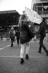 Darn Umbrella (Cranamanor13) Tags: streetphotography street streetportraits people peoplewatching australia andrewwilson melbourne melbournestreet portraiture