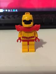 DC's Wildfire (Numbuh1Nerd) Tags: lego purist custom dc superheroes minifigures comics legion drake burroughs erg1 22380 3626c 11438 973pb3016 981982 983 970 971 972