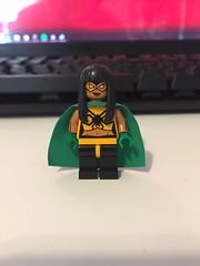 DC's Phantom Lady (Numbuh1Nerd) Tags: lego purist custom dc superheroes minifigures comics stormy knight sandra dee tyler jennifer freedom fighters earth10 earth 10 x 17346 3626cpb1767 522 973pb2629 983 981982pb126 970 971 972