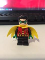 DC's Robin (Damian Wayne) (Numbuh1Nerd) Tags: lego purist custom dc superheroes minifigures comics ras al ghul talia league shadows assassins super sons teen titans batman 23186 3626cpb2418 58574 981982 983 973pb3604 970cm00