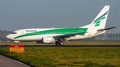 Transavia PH-XRX plb20-7218 (andreas_muhl) Tags: 737700 ams amsterdam boeing7377k2 phxrx polderbaan transavia aircraft airplane aviation planespotter planespotting