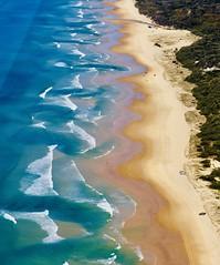 "Free Like A Bird (ISO 69) Tags: above beach strand airplane island australia insel shore queensland australien fraser fraserisland küste 75milebeach sandisland bird air free explore inexplore ""inexplore"""