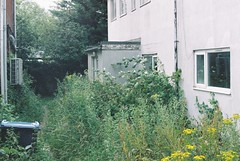 Kiev 19 (camera_holic) Tags: kiev 19 35mm film slr soviet ussr ukrainian camera helios 81 solution vx200 lyneham abandoned house houses wilts wiltshire overgrown