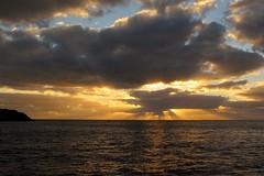 Océan Pacifique (michel David photography) Tags: sunrise mexique