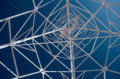 Power Structure (rikioscamera) Tags: 590nm baldwinhills ir kennethhahnregionalpark d7000 electric infrared lifepixel lightroom nature nikon parks tower