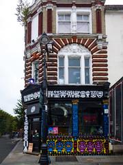 I Wonder What They Sell? (Steve Taylor (Photography)) Tags: vaultytowers art cartoon graffiti streetart colourful fun uk gb england greatbritain unitedkingdom london