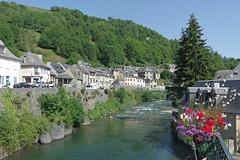 Arreau (Hautes-Pyrénées) : la Neste d'Aure (bernarddelefosse) Tags: arreau hautespyrénées occitanie france rivière