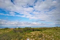Dune (Mike Bonitz) Tags: deutschland germany schleswigholstein heiligenhafen meer ostsee balticsea düne dune himmel sky instagram huaweip20