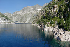 Lac de Cap-de-Long (Hautes-Pyrénées) (bernarddelefosse) Tags: capdelong lac néouvielle aragnouet hautespyrénées occitanie france eau paysage